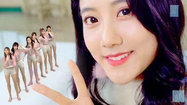 假爱豆真AI,中国女子组合SNH48构建智能3D替身